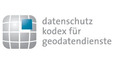shows the logo of Geodatenkodex