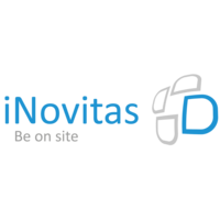 shows the company logo of iNovitas