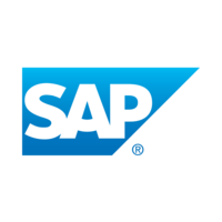 shows the company logo of SAP